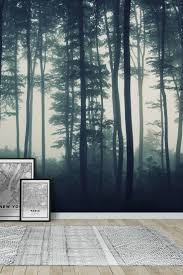 90 best forest wall murals images on pinterest wallpaper designs behind the trees wall mural wallpaper