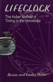 lifeclock the huber method of timing in the horoscope bruno