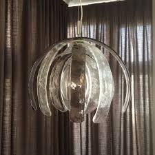 Artichoke Chandelier Artichoke Hanging Lamp By Carlo Nason For Mazzega 1960s 42579