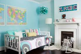 contemporary kids bedroom with crown molding by terracotta design