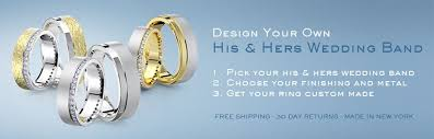 Wedding Rings Sets For Him And Her by Wedding Ring Sets For Him U0026 Her With Lifetime Warranty