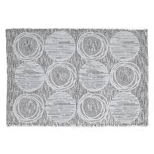 amazon com avanti linens galaxy rug silver home u0026 kitchen