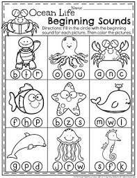 best 25 beginning sounds worksheets ideas on pinterest letter