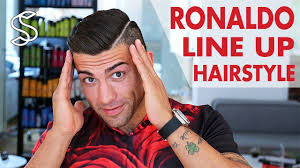 how to do cristiano ronaldo hairstyle new cristiano ronaldo hair style 2015 youtube