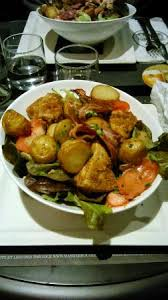 au bureau villenave salade de camembert chaud picture of au bureau villenave d ornon