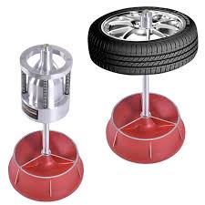 Goplus Portable Wheel Balancer Acurate Bulls Eye Level Car Van