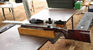 table top rifle cleaning cradles u2014 great diy project daily bulletin