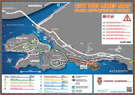 Cable Car Map San Francisco Pdf by Official Map Bus Routes Of Dubrovnik Croatia 2016 Transit