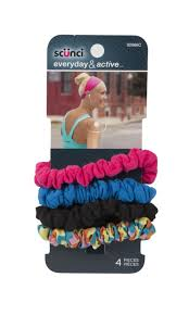 scunci hair ties scunci everyday active knotted hair ties walmart canada