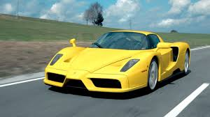 ferrari yellow car simplywallpapers com ferrari ferrari enzo italian supercars