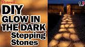 Glow In The Dark Planters by Diy Glow In The Dark Planter Pots Youtube