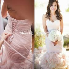 plus size blush wedding dresses dress smock picture more detailed picture about 2016