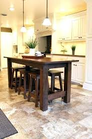 designing a kitchen island with seating fresh design kitchen island dining table combo ingenious idea i