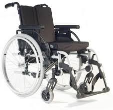breezy rubix self propelled adjustable wheelchair