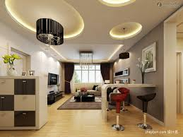 Look Up  Inspirational Ceiling Designs For The Home - Modern living room ceiling design