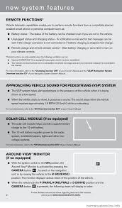 nissan leaf 2013 1 g quick reference guide