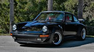 porsche 930 turbo 1986 porsche 930 turbo f204 kissimmee 2017