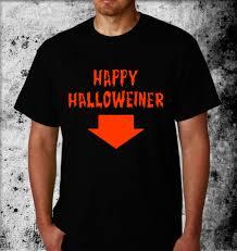 tshirt halloween happy halloweiner funny comedy obscene halloween tshirt