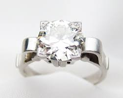 vintage and antique engagement rings isadoras antique jewelry