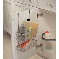 Cabinet Door Basket Interdesign Axis The Cabinet X3 Basket Walmart