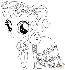 get this my little pony coloring pages to print for girls 74831