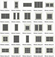 Awning Window Symbol Sketchup Windows 3d Models Download U2013 Cad Design Free Cad Blocks