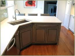 Kitchen Magnificent Built In Corner Traditional Corner Sink For Kitchen Large Size Of Layout
