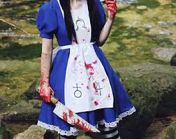 Alice Madness Returns Halloween Costume Alice Madness Return Etsy