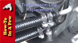 dodge ram 2500 transmission problems how to repair leaky transmission lines on a dodge ram 2500