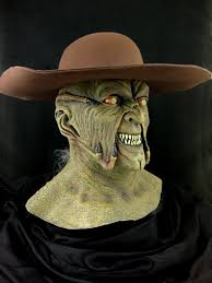 jeepers creepers mask official jeepers creepers collectors hat for horror