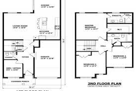 double storey house plans best strikingly design ideas two storey