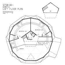 earth 2 636 sq ft omega dome inc