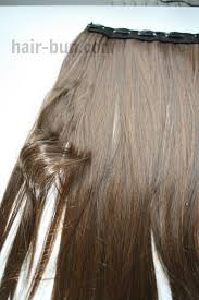 synthetic hair extensions cheap synthetic clip in hair extension review