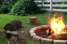 fire pits building fire pit backyard ideas diy designs
