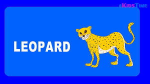 learn wild animals for children animals name with picture for
