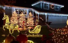 christmas lights where to see some of the best christmas light displays in o c