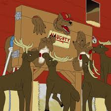 tickle feet animation deviantart a redneck werewolf christmas by dlpeattie fur affinity dot net