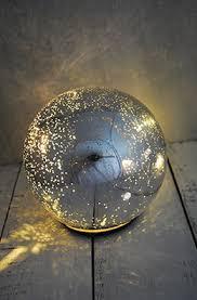 mercury glass ball lights mercury glass vases candle holders
