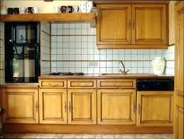meuble de cuisine en bois repeindre cuisine bois gallery of cuisine peindre un meuble en