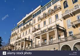 grand hotel cadenabbia lake como italy stock photo royalty