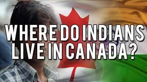 where do indians live in canada
