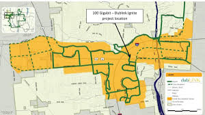 Dublin Ohio Map by Dublin Seeks Better Broadband For Residents U2013 If Possible Avoiding
