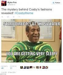 Cosby Meme - bill cosby s ill judged meme generator stunt quickly backfires