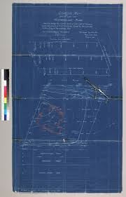 Blueprint Of House File Contour Map Of 240 Ft Lot In Westmoreland Place Showing