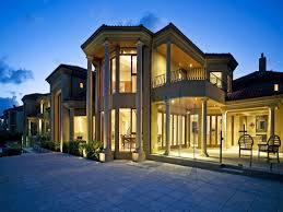 mansion home designs architecture panoramic luxury mansion home plans