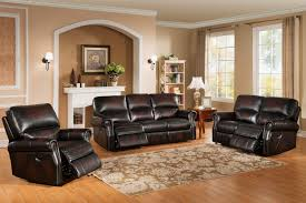Leather Reclining Living Room Sets Living Room Comfortable Reclining Sofa Buy Recliner Sofa