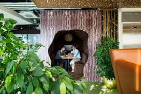 Dublin Google Office 24 Creative Features That Will Improve Productivity At The Office