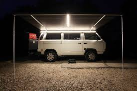 Westfalia Awning For Sale Texasvanagons U2013 Fiamma Awning Led Lighting
