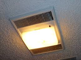 broan exhaust fan with light great bathroom vent fan with light and heater sophisticated