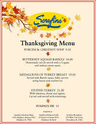 28 images of thanksgiving day menu template leseriail
